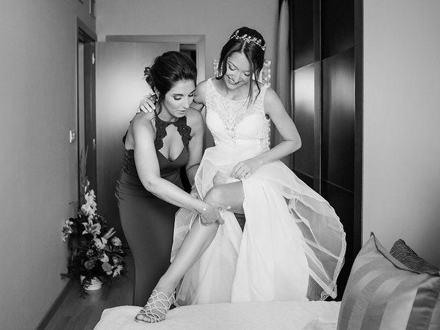 La boda de Dani y Nuria en Villanueva De Gallego, Zaragoza 4