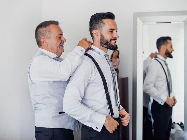 La boda de Dani y Nuria en Villanueva De Gallego, Zaragoza 10