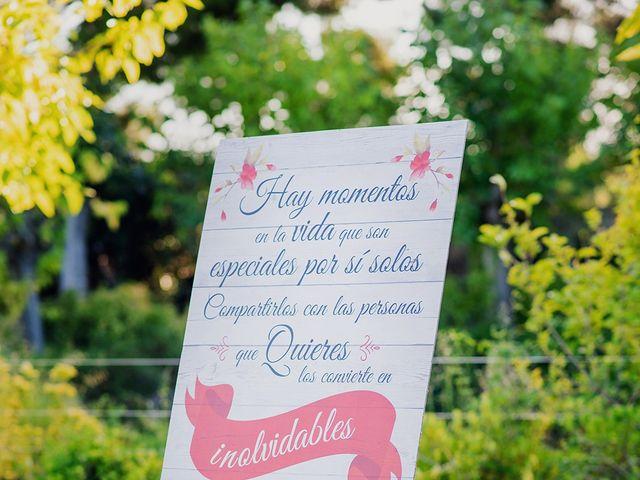 La boda de Dani y Nuria en Villanueva De Gallego, Zaragoza 14