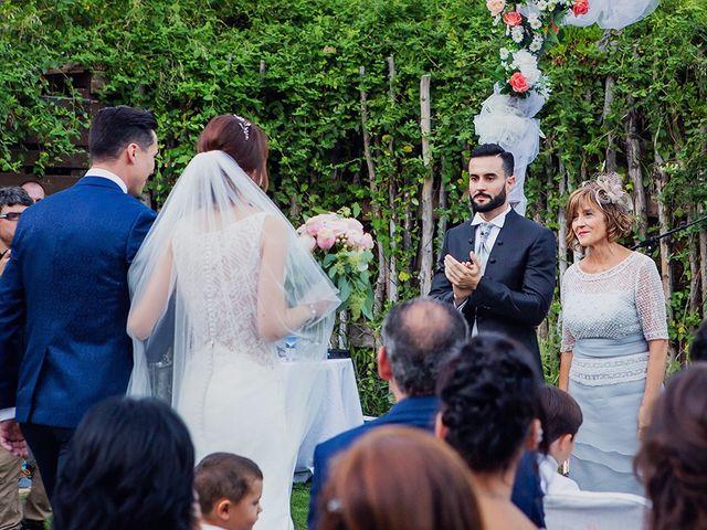 La boda de Dani y Nuria en Villanueva De Gallego, Zaragoza 16