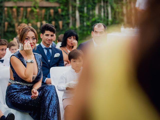 La boda de Dani y Nuria en Villanueva De Gallego, Zaragoza 21