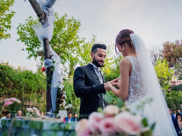La boda de Dani y Nuria en Villanueva De Gallego, Zaragoza 27