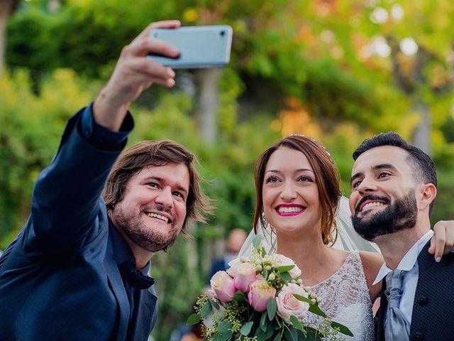 La boda de Dani y Nuria en Villanueva De Gallego, Zaragoza 28