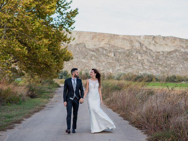 La boda de Dani y Nuria en Villanueva De Gallego, Zaragoza 29