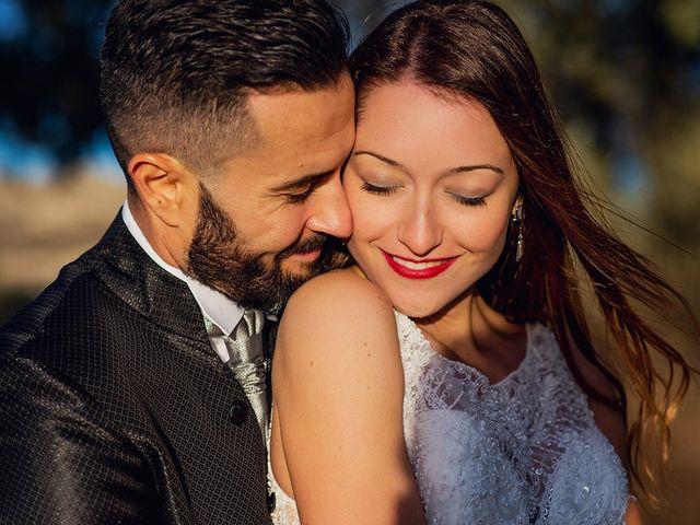 La boda de Dani y Nuria en Villanueva De Gallego, Zaragoza 34