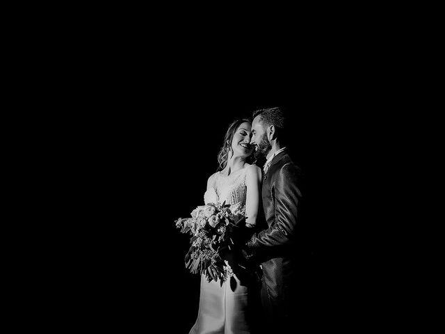 La boda de Dani y Nuria en Villanueva De Gallego, Zaragoza 35