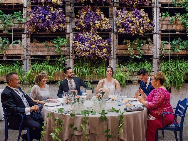 La boda de Dani y Nuria en Villanueva De Gallego, Zaragoza 41