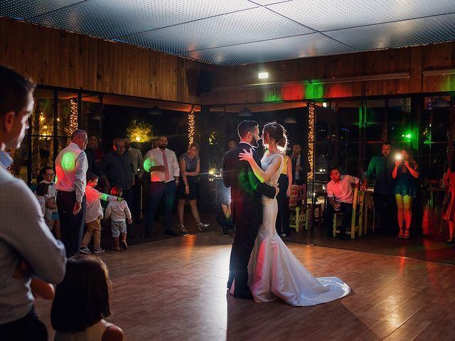 La boda de Dani y Nuria en Villanueva De Gallego, Zaragoza 43