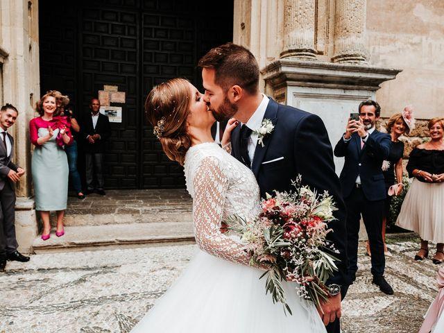 La boda de Diego y Laura en Granada, Granada 1