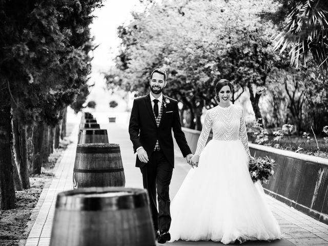La boda de Diego y Laura en Granada, Granada 4