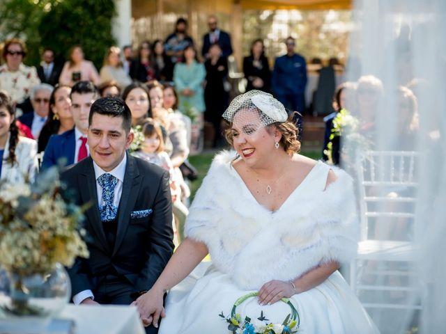 La boda de Iván  y Tamara  en Madrid, Madrid 1