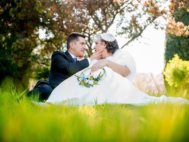 La boda de Iván  y Tamara  en Madrid, Madrid 8