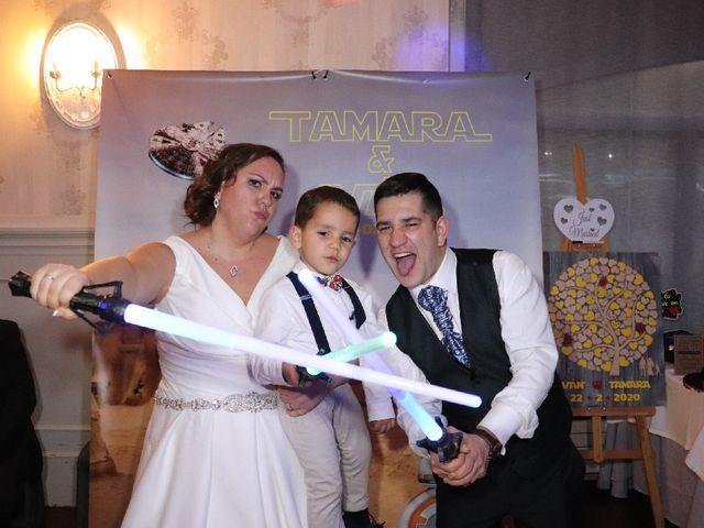 La boda de Iván  y Tamara  en Madrid, Madrid 14