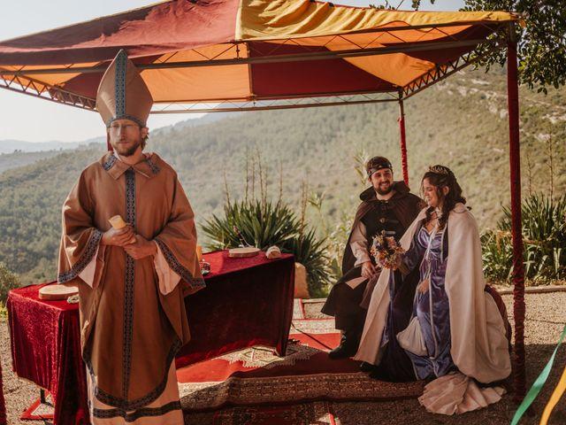 La boda de Rafa y Sarai en Olerdola, Barcelona 6
