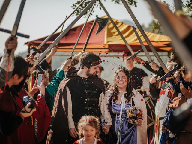 La boda de Rafa y Sarai en Olerdola, Barcelona 9