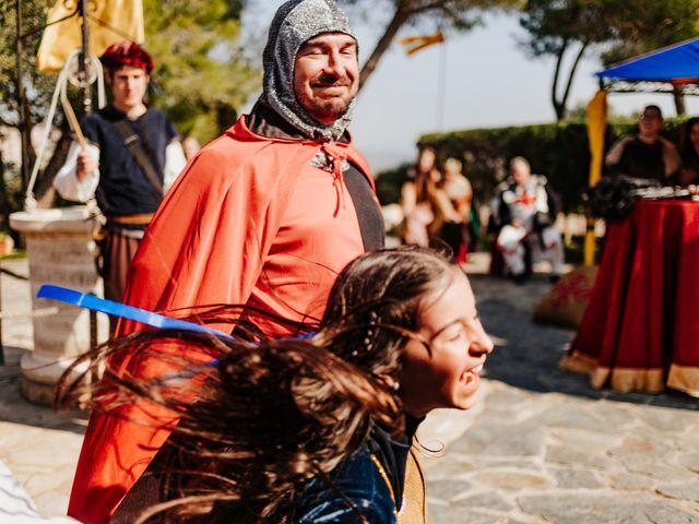 La boda de Rafa y Sarai en Olerdola, Barcelona 14
