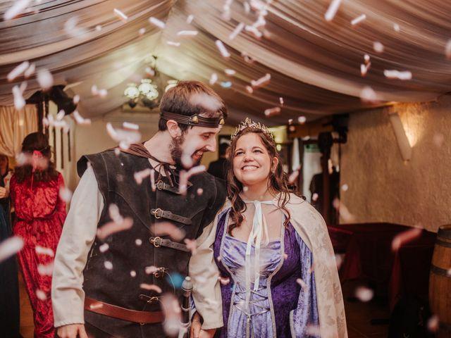 La boda de Rafa y Sarai en Olerdola, Barcelona 15