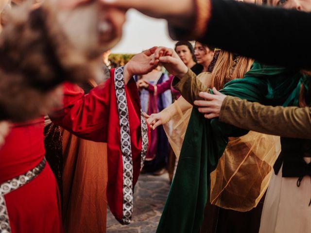 La boda de Rafa y Sarai en Olerdola, Barcelona 21