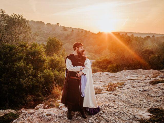 La boda de Rafa y Sarai en Olerdola, Barcelona 22