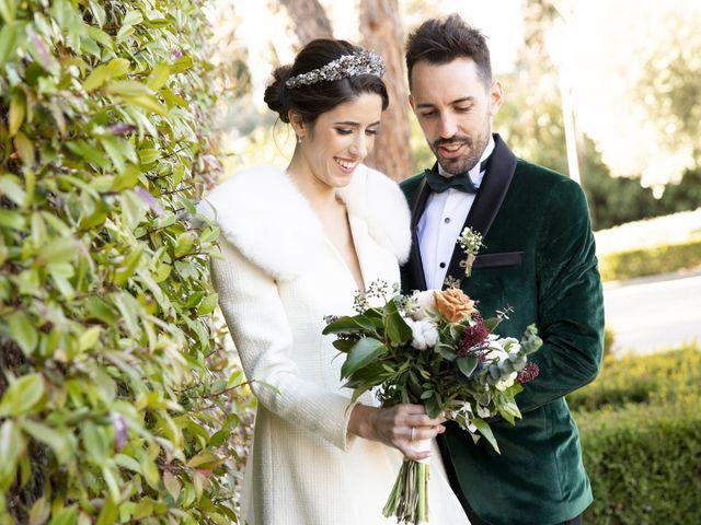 La boda de Almudena y Santiago