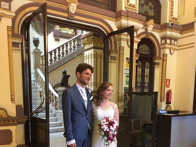 La boda de Kai-Simon y Giulia en Málaga, Málaga 4