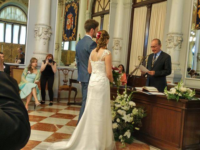 La boda de Kai-Simon y Giulia en Málaga, Málaga 1