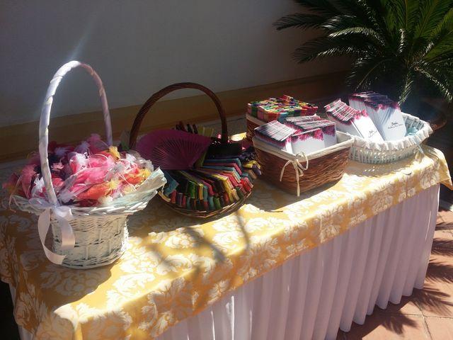 La boda de Kai-Simon y Giulia en Málaga, Málaga 5