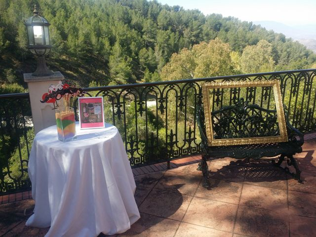 La boda de Kai-Simon y Giulia en Málaga, Málaga 6