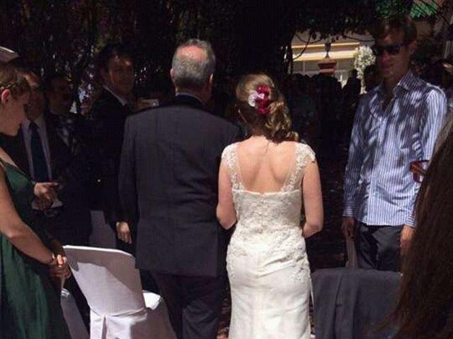 La boda de Kai-Simon y Giulia en Málaga, Málaga 7
