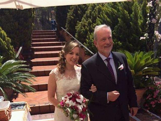 La boda de Kai-Simon y Giulia en Málaga, Málaga 8
