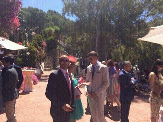La boda de Kai-Simon y Giulia en Málaga, Málaga 10