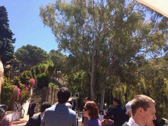La boda de Kai-Simon y Giulia en Málaga, Málaga 11