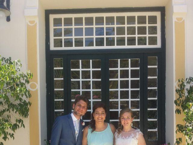 La boda de Kai-Simon y Giulia en Málaga, Málaga 13