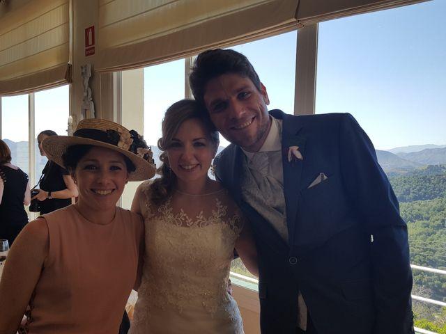 La boda de Kai-Simon y Giulia en Málaga, Málaga 2