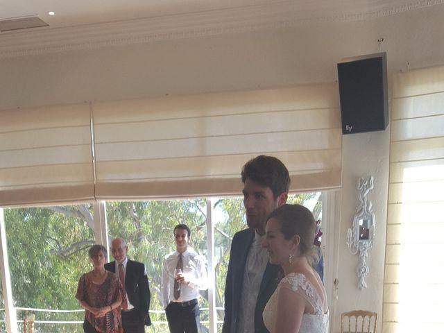 La boda de Kai-Simon y Giulia en Málaga, Málaga 34