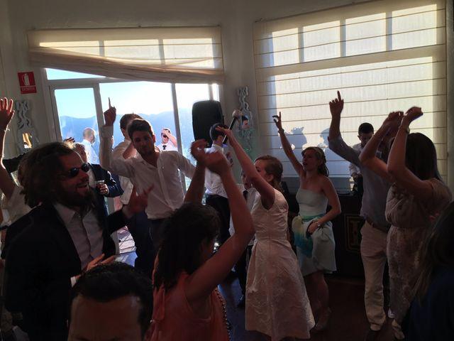 La boda de Kai-Simon y Giulia en Málaga, Málaga 35