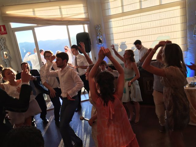 La boda de Kai-Simon y Giulia en Málaga, Málaga 36
