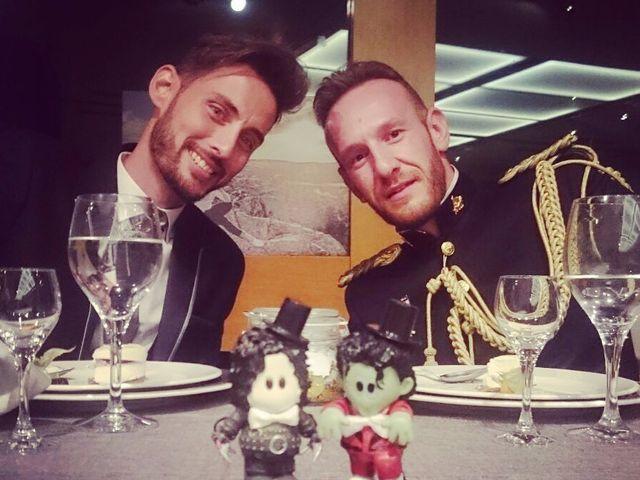 La boda de Miguel y Angel en Madrid, Madrid 1