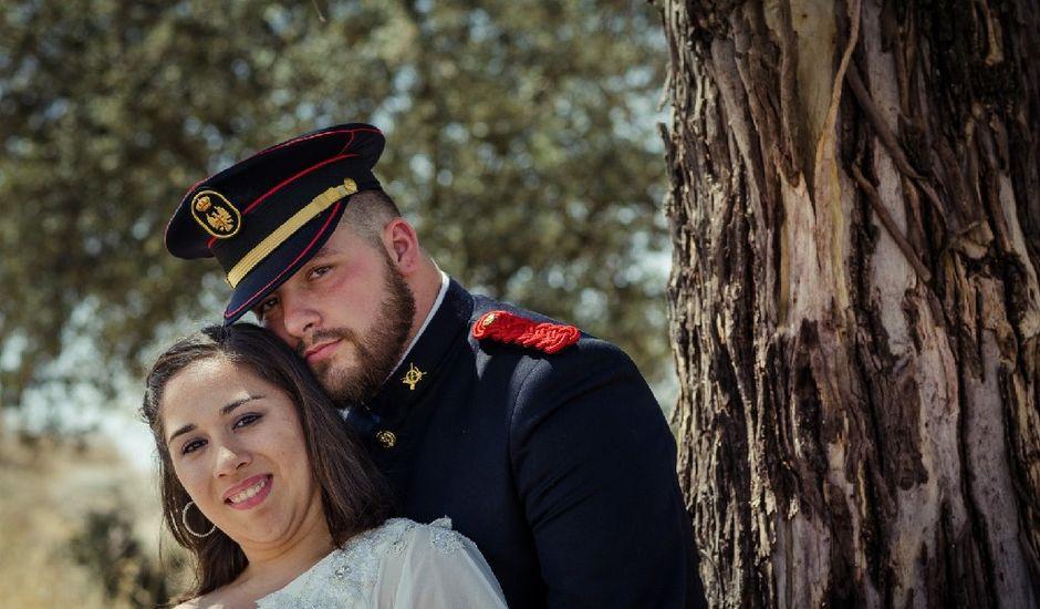 La boda de Belén y Roberto en Segurilla, Toledo