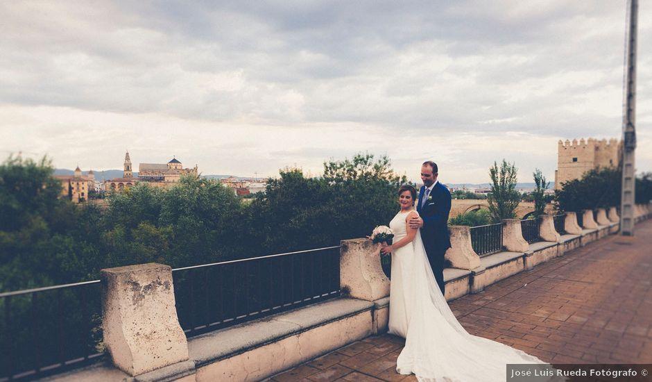 La boda de Joaquín y Laura en Córdoba, Córdoba