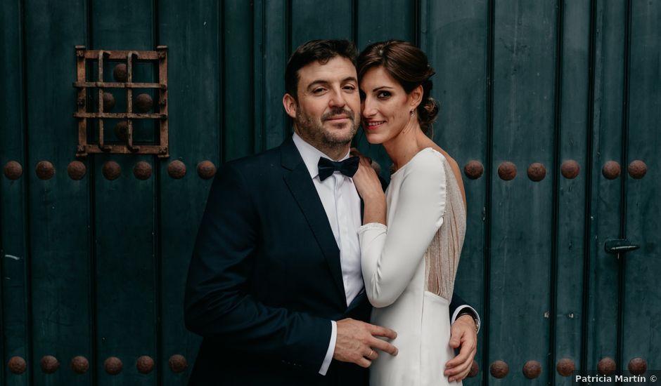 La boda de Julio y Mayte en Trujillo, Cáceres