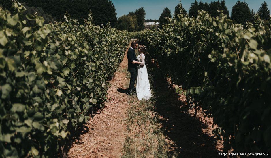 La boda de Carlos y Eva en Vigo, Pontevedra