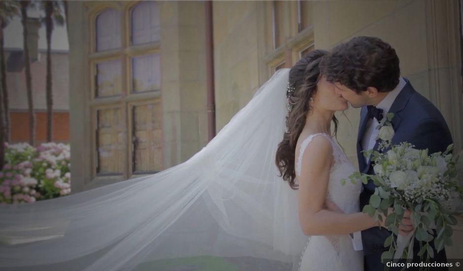 La boda de Diego y Eva en Donostia-San Sebastián, Guipúzcoa