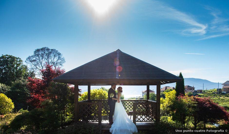 La boda de Sergio y Elba en Redondela, Pontevedra
