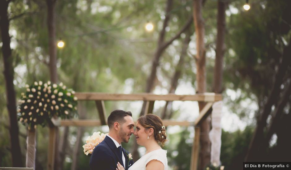 La boda de David y Pilar en Molina De Segura, Murcia