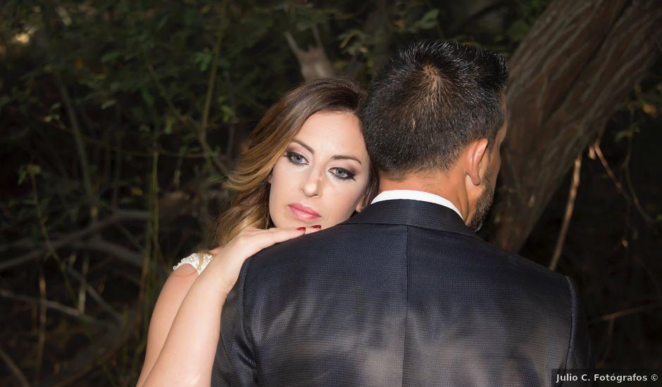 La boda de José y Adela en Rioja, Almería