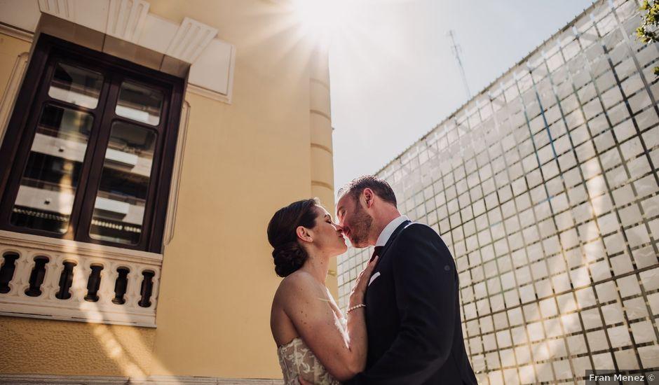 La boda de Hanno y Miriam en Fuente Vaqueros, Granada