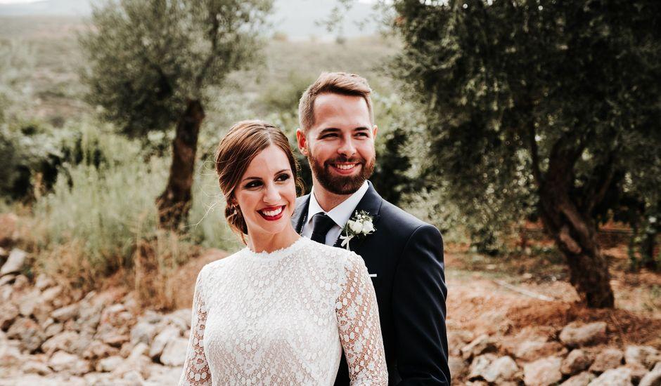 La boda de Diego y Laura en Granada, Granada