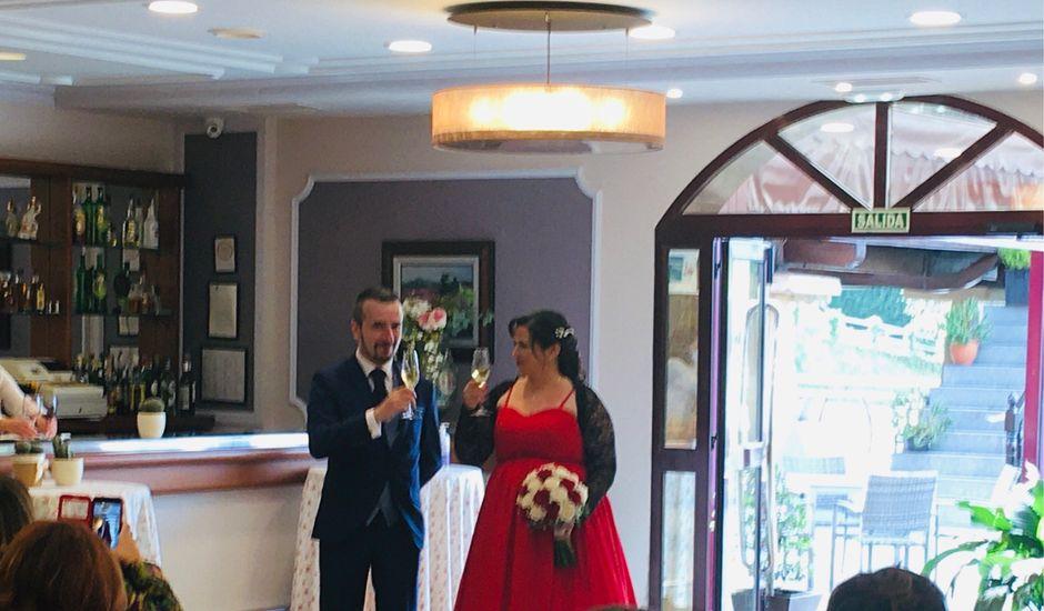 La boda de Mariano y Cristina en Peon, Asturias