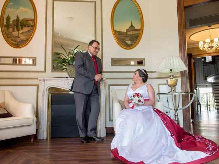 La boda de Maritza y Miguel Angel